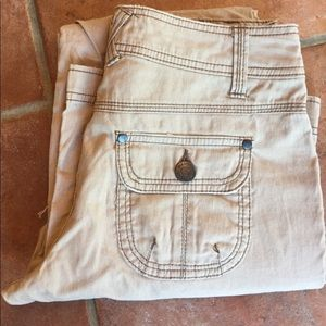 """Maurices casual khaki pants size 1/2 inseam 32"""""""